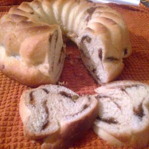 Завиено слатко печиво со фил