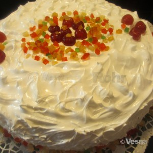 Оргинална Васина торта