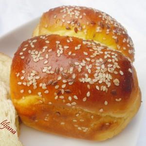 Тесто со стартер -Tangzhong starter