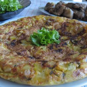 Тортиља од компири