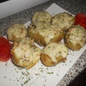 Варени и подпечени компири