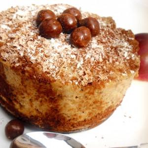 Десерт од јаболка кој не се пече (може и посно)