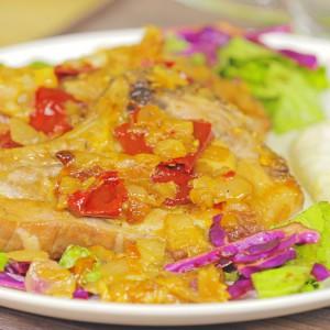 Видео рецепт: Кременадли со сос од рен
