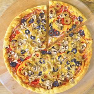 Видео рецепт: Посна палео пица