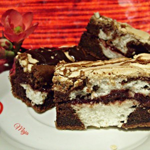 Шарени чоко-рум  тортички