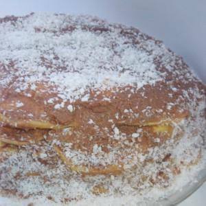 Торта од американски палачинки