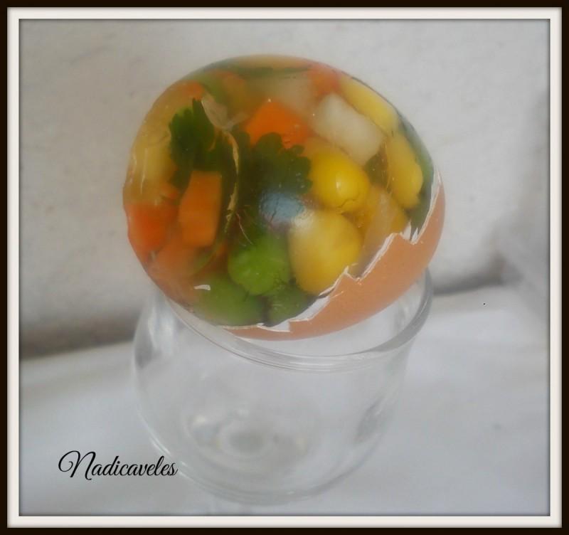 Декоративно зеленчуково јајце