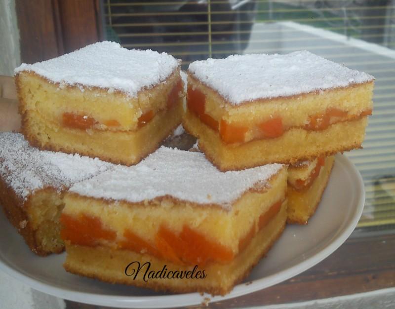 Филувана торта со морков