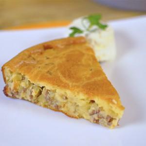 Видео рецепт: Поинаква пита со зелка и мелено месо