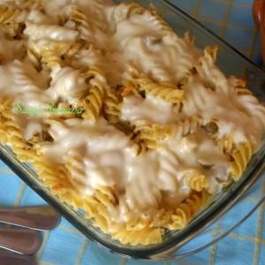 Вегетаријански запечени тестенини