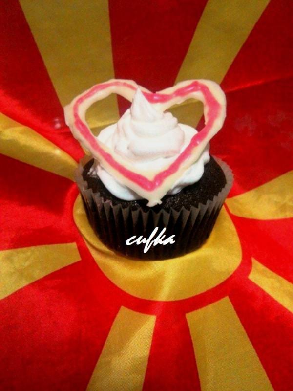 Мини тортички (капкејкс) со вкус на кафе
