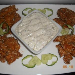 Пилешки резанци од рерна