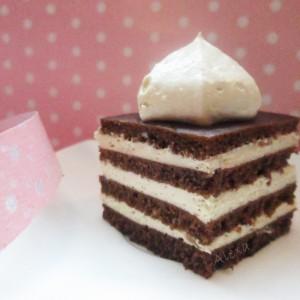 Карамел колач