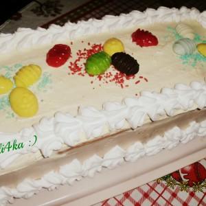 Кроасан торта