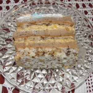 Мари торта со 3 фила