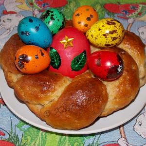 Венци за велигденски јајца