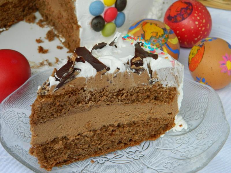 Гнездо торта за Велигден