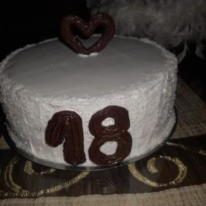 Трио торта
