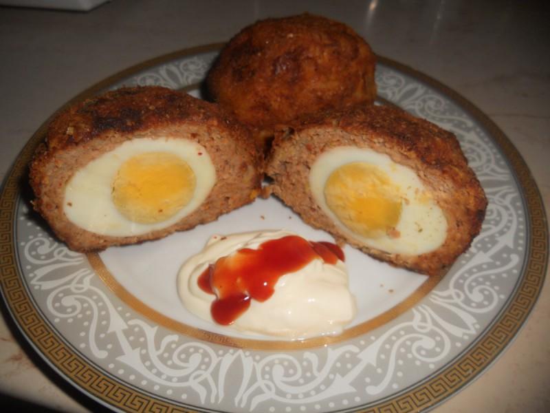 Шкотско јајце