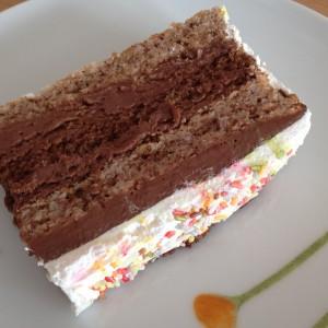 Торта за двоен роденден