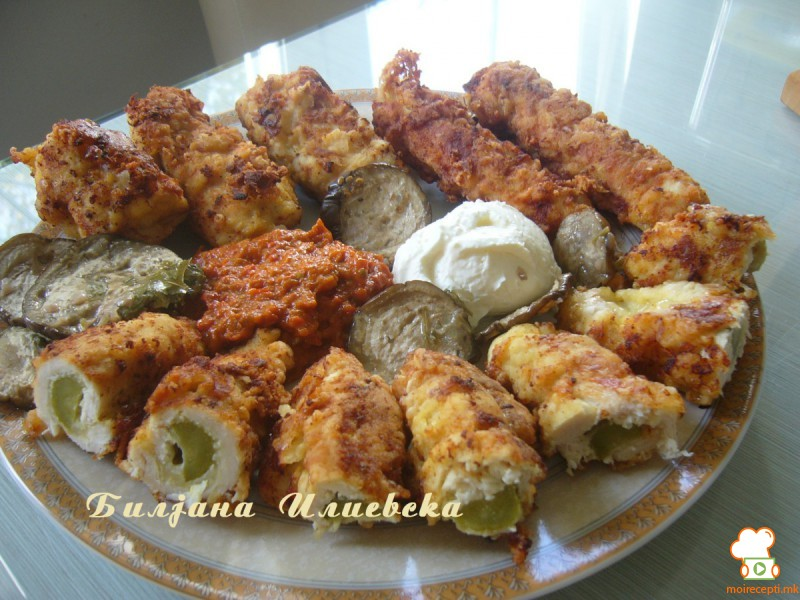 Полнет пилешки стек