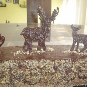 Посна Реформ торта - Велигденски десерт