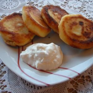 Сирники - украински слатки ќофтиња со урда