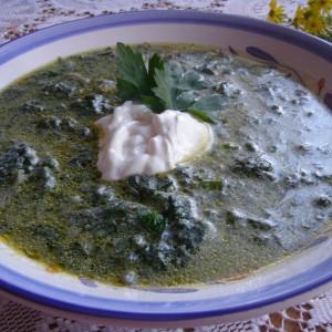Супа од млада коприва