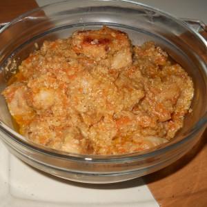 Динстано месо во сос