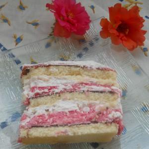 Брза Капри торта