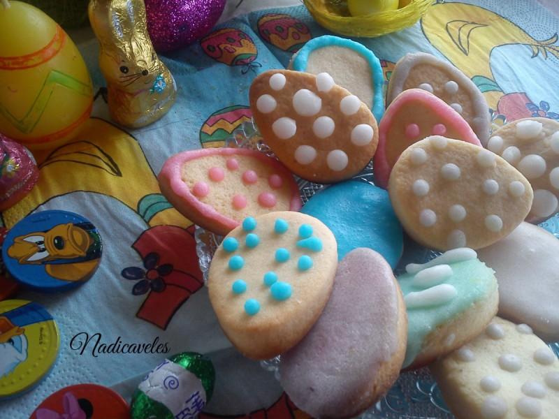 Велигденско колаче - јајце