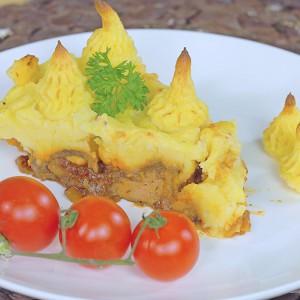 Видео рецепт: Потпечено пире со пилешки џигер
