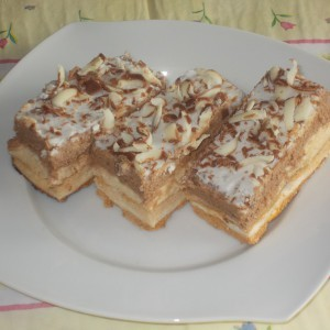 Најлон торта