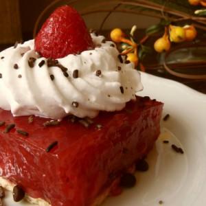Брз овошен десерт (без печење, посно)