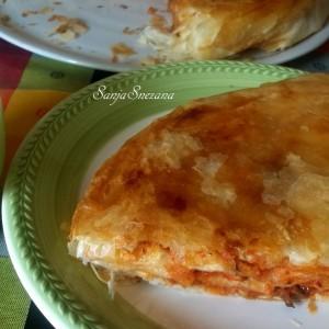 Пица бурек
