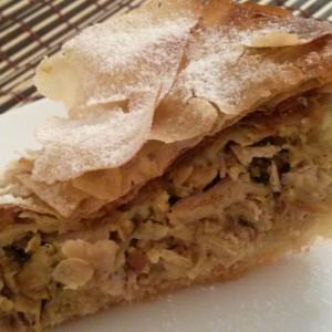 Мароканска пилешка пита - Moroccan Chicken Bastilla