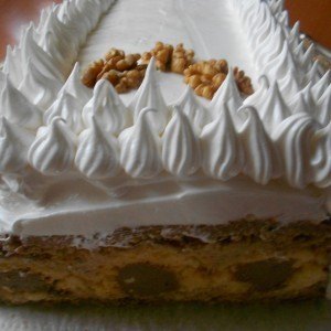 Анкина торта- Јубилеен 100ти рецепт