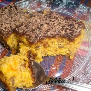 Брз и лесен американски колач со моркови и мармалад