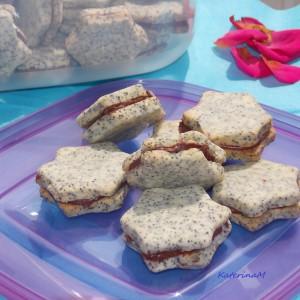 Сендвич колачиња со афион