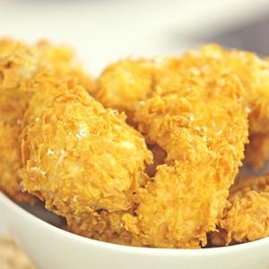 """Видео рецепт: Домашно """"KFC"""" пилешко"""
