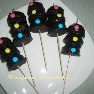 Чоколадирани семафори