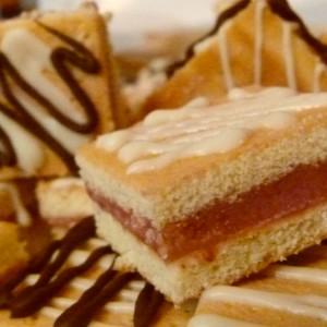Домашни тортици со јагоди