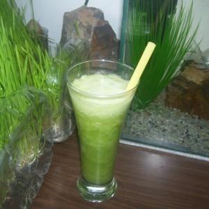 Сок од зелена пченица