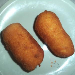 Пирошки со инстант пире