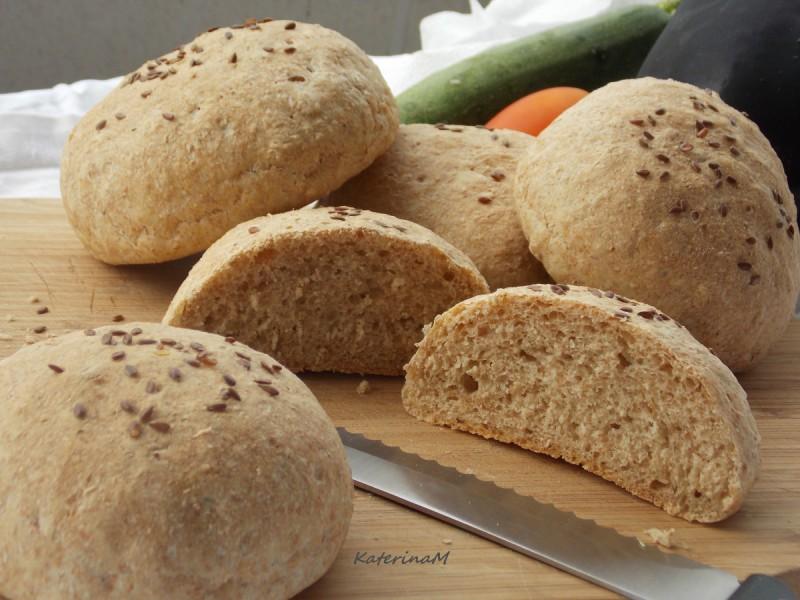 Домашни интегрални лебчиња со трици