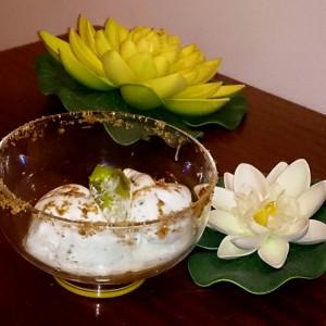 Мохито сладолед