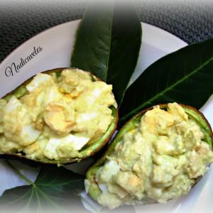 Салата со авокадо
