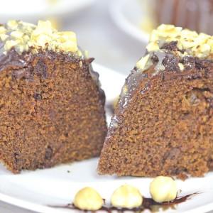 Видео рецепт: Чоколаден Куглоф со кафе