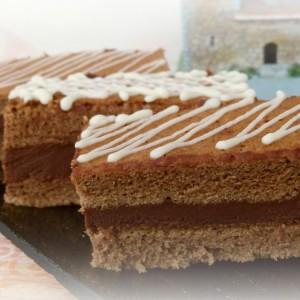 Манастарски чоколадни тортици