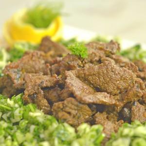 Видео рецепт: Телешко на либански начин